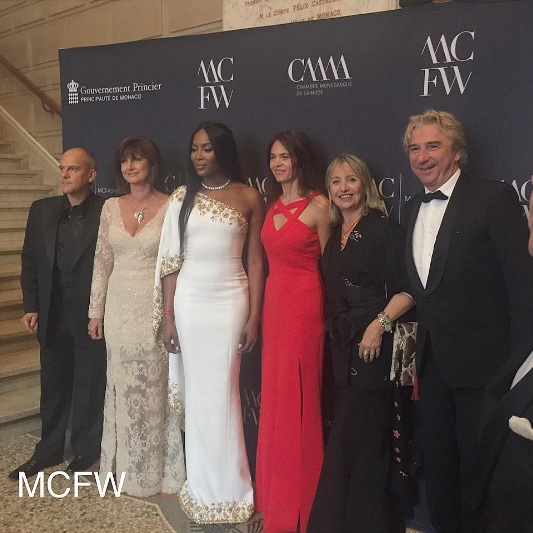 Glamorous Monte-Carlo Fashion Week 5th Edition