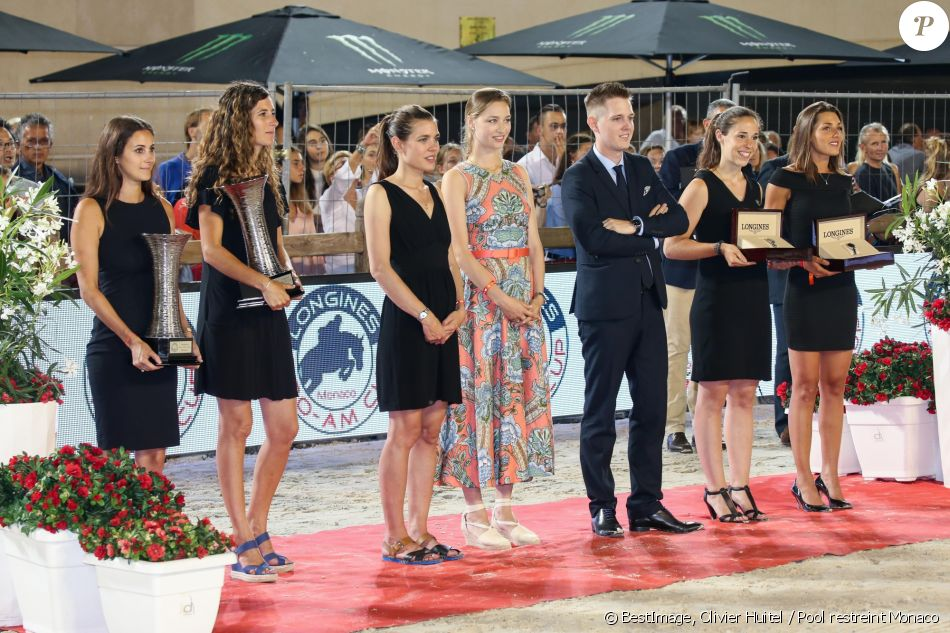 Monte Carlo International Jumping competition