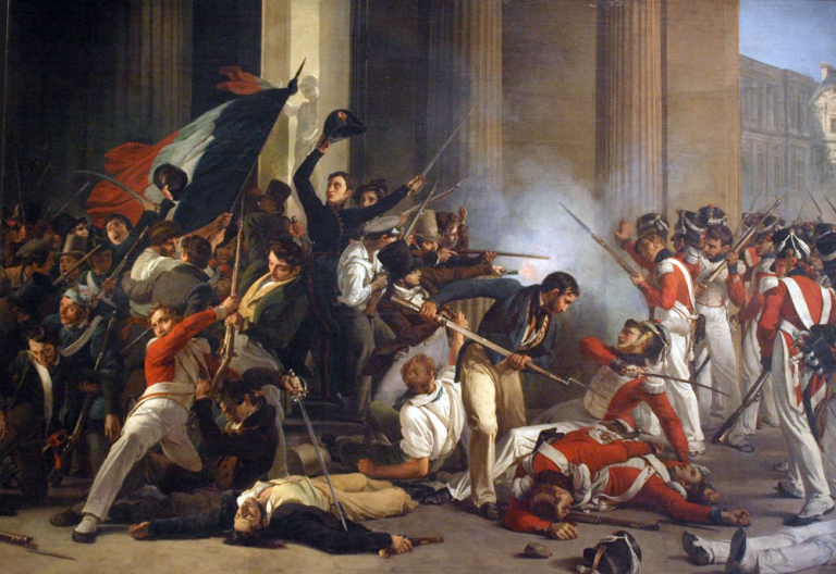 a history of the french revolution in france France joined the american revolutionary forces in 1778 during the time of the american revolution, admiral jean-baptiste donatien de vimeur, comte de rochambeau – also known simply as admiral rochambeau – joined the continental army under general george washington.