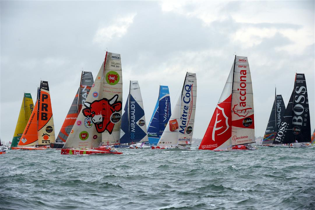 Vendée Globe in 2020