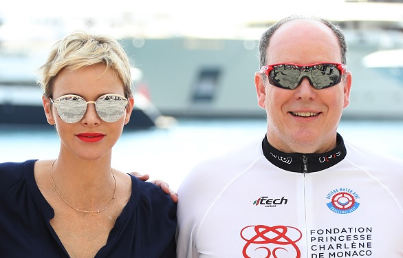 Photo of Top 7 Monaco Princely News: Riviera Water Bike Challenge in aid of Princess's Charlene Foundation