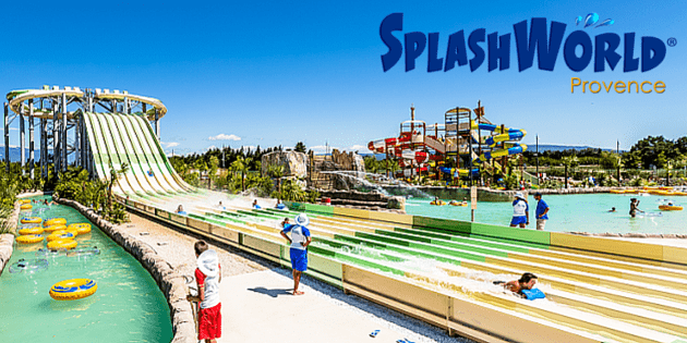Photo of Vacation with children: Splashworld Provence