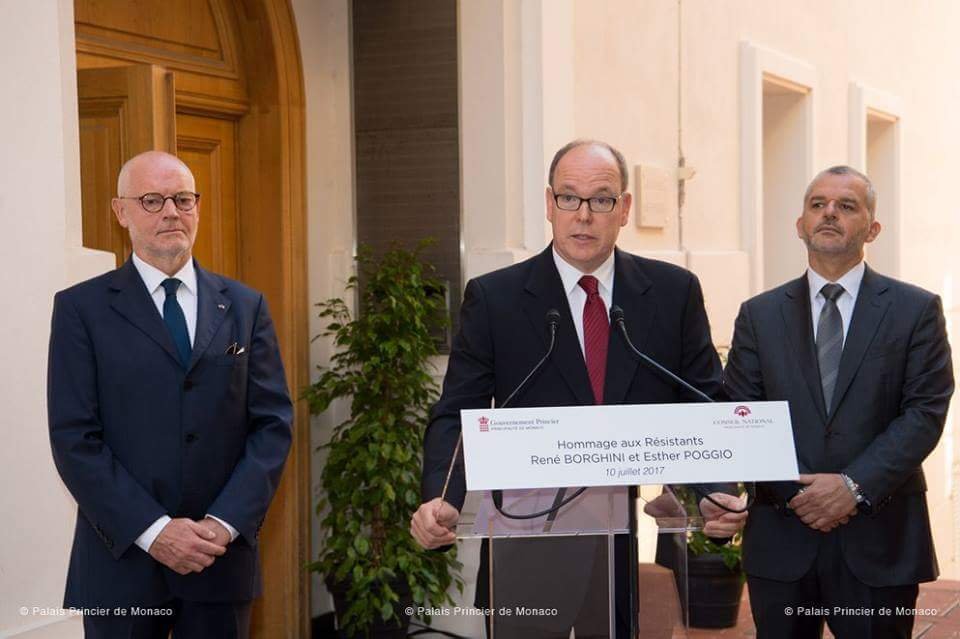 Photo of Top 4 Monaco Princely News: Prince Albert II commemorates Bastille Day in France and pays tribute to Resistance fighters