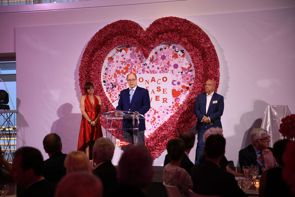 Photo of Top 6 Monaco Princely News: charity evening and official visits