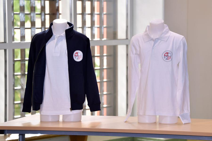 School uniforms Monaco