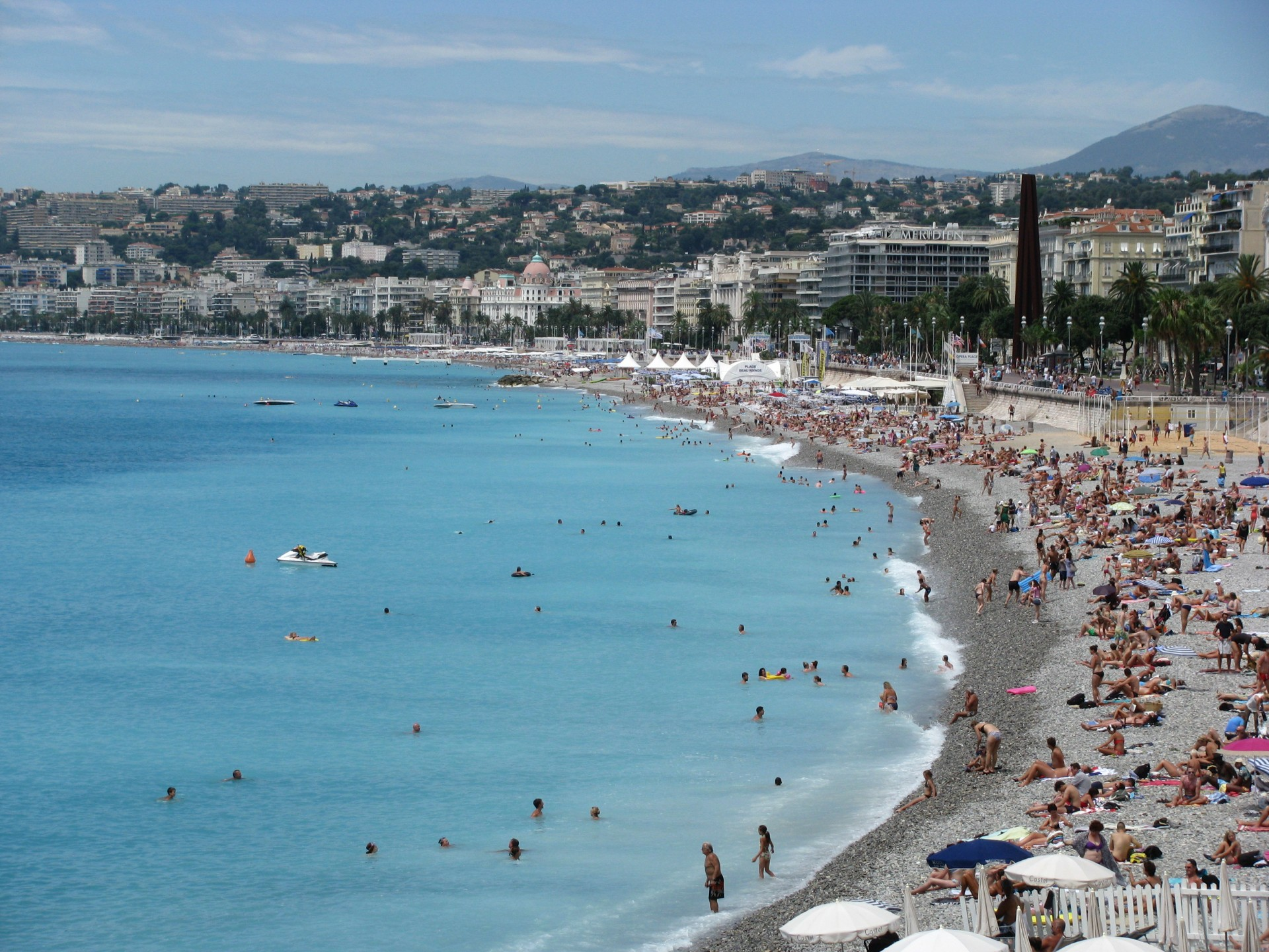 Côte D'Azur On The 'hunt' For Tourists