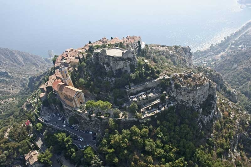 Photo of Medieval village of Eze: Phoenicians of the French Riviera