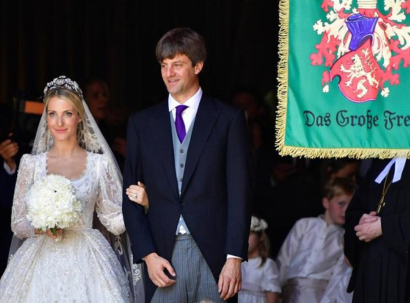 Wedding of Prince Ernst August and Ekaterina Malysheva