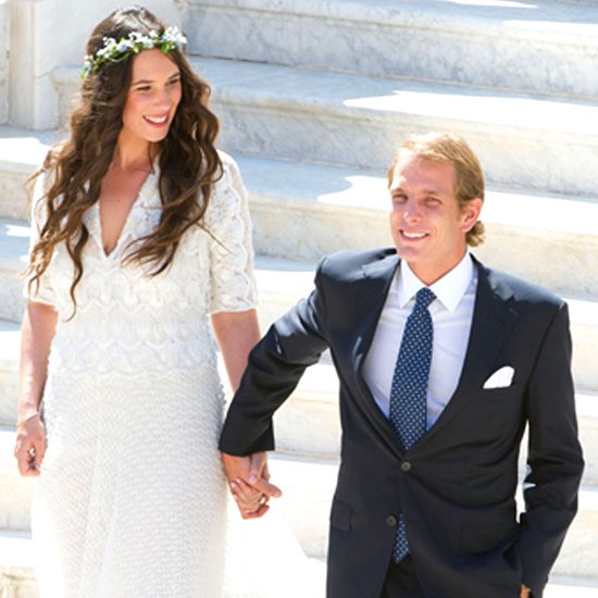 Andrea Casiraghi and Tatiana Santo Domingo wedding