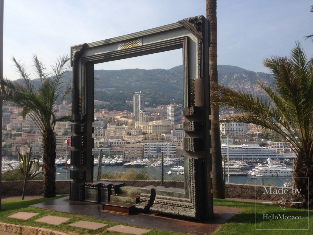 Photo of Sculptures of Monaco: around Monaco-Ville. Continue the stroll