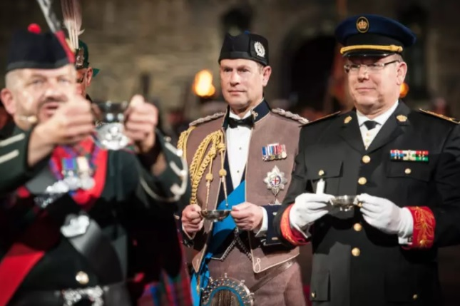 Photo of Top 4 Monaco Princely News: Royal Edinburgh Military Tattoo and Family Holiday