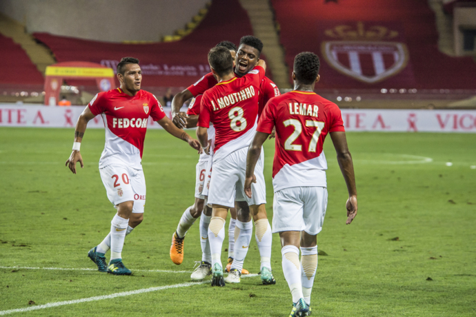 AS Monaco vs.Toulouse