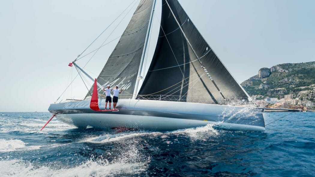 Malizia II to compete in Transat Jacques Vabre