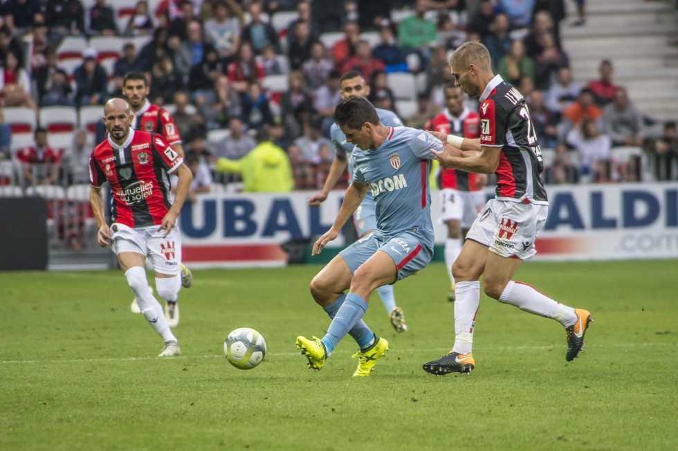 AS Monaco lost 4-0 to OGC Nice