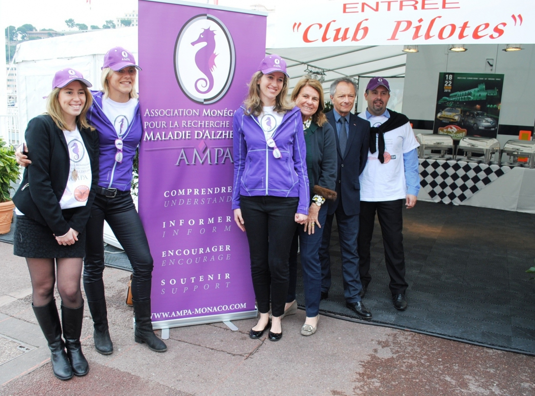 Photo of AMPA: Aging Well Event in Monaco