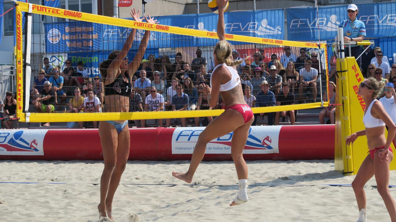 AS Monaco Beach Volleyball