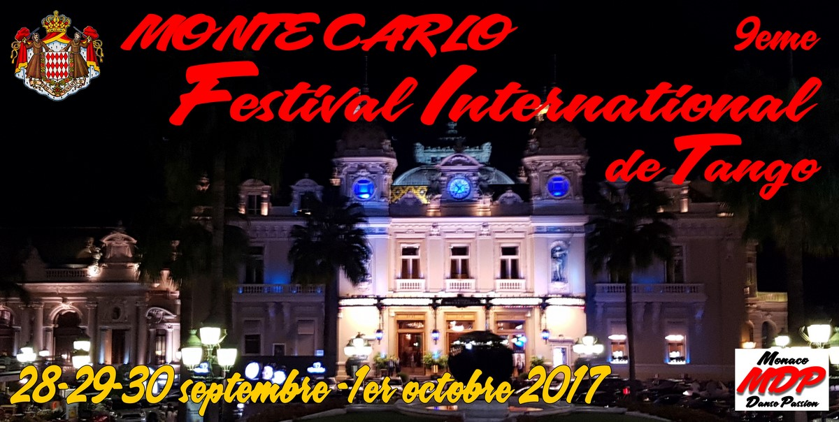 9th Monte-Carlo International Festival of Argentinian Tango