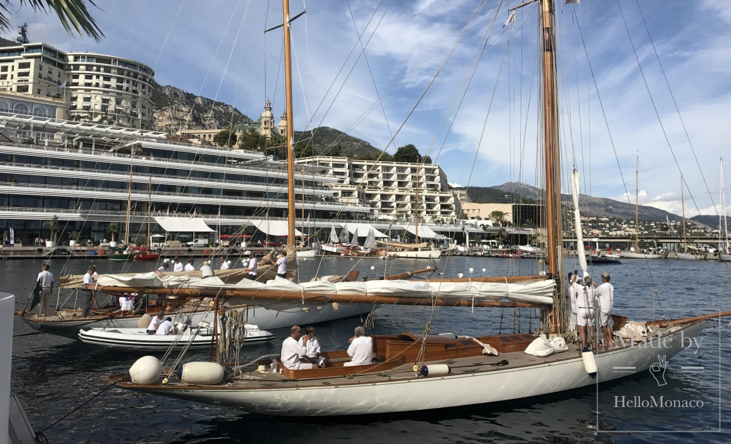 "Photo of ""Back to the past"" with Monaco Classic Week"