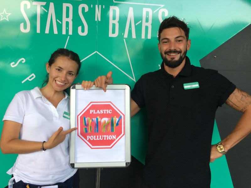 Photo of Join Stars'n'Bars in fight against plastic pollution