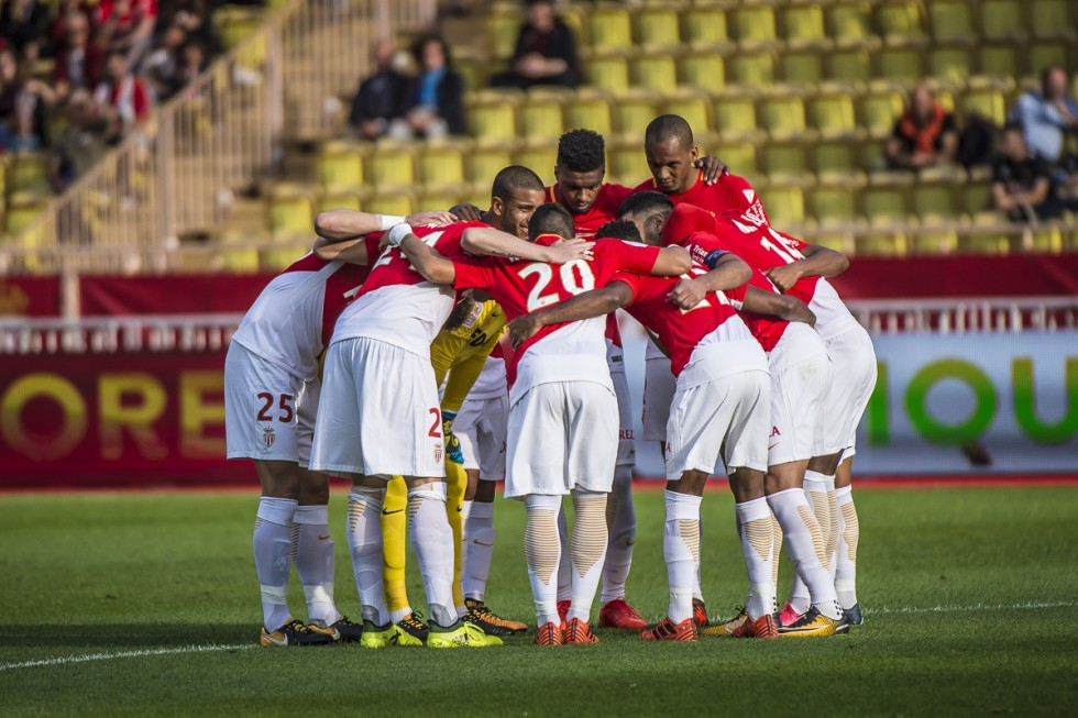 Photo of AS Monaco brought a 2-0 victory in the match against SM Caen