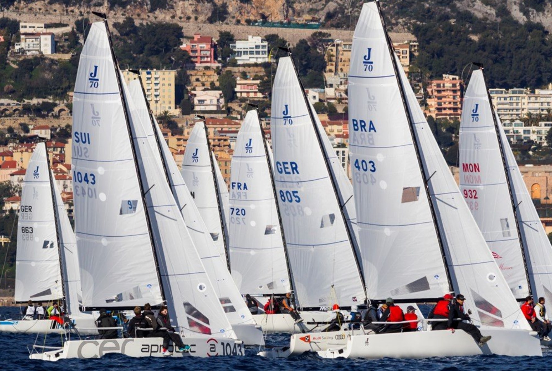 5th Monaco Sportsboat Winter Series
