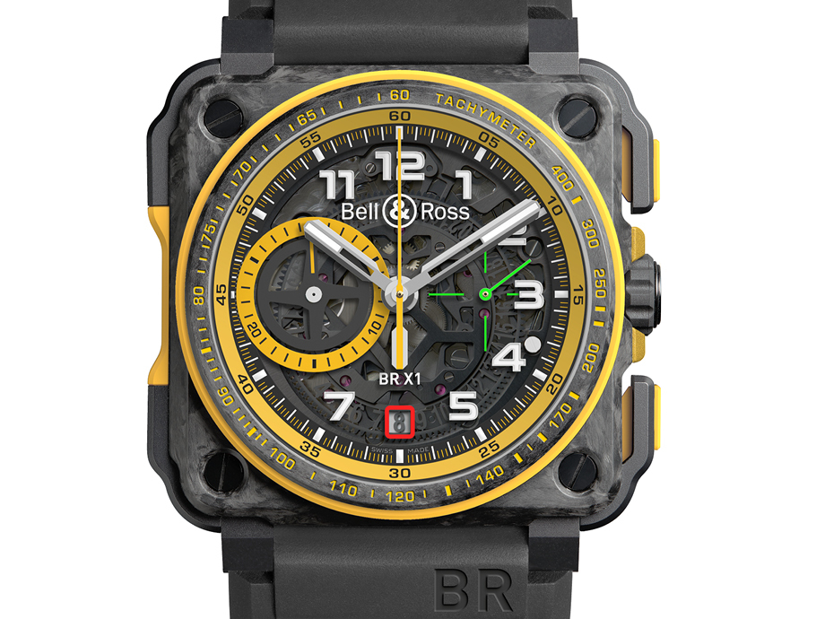 Bell & Ross and the Renault Sport Formula One watch