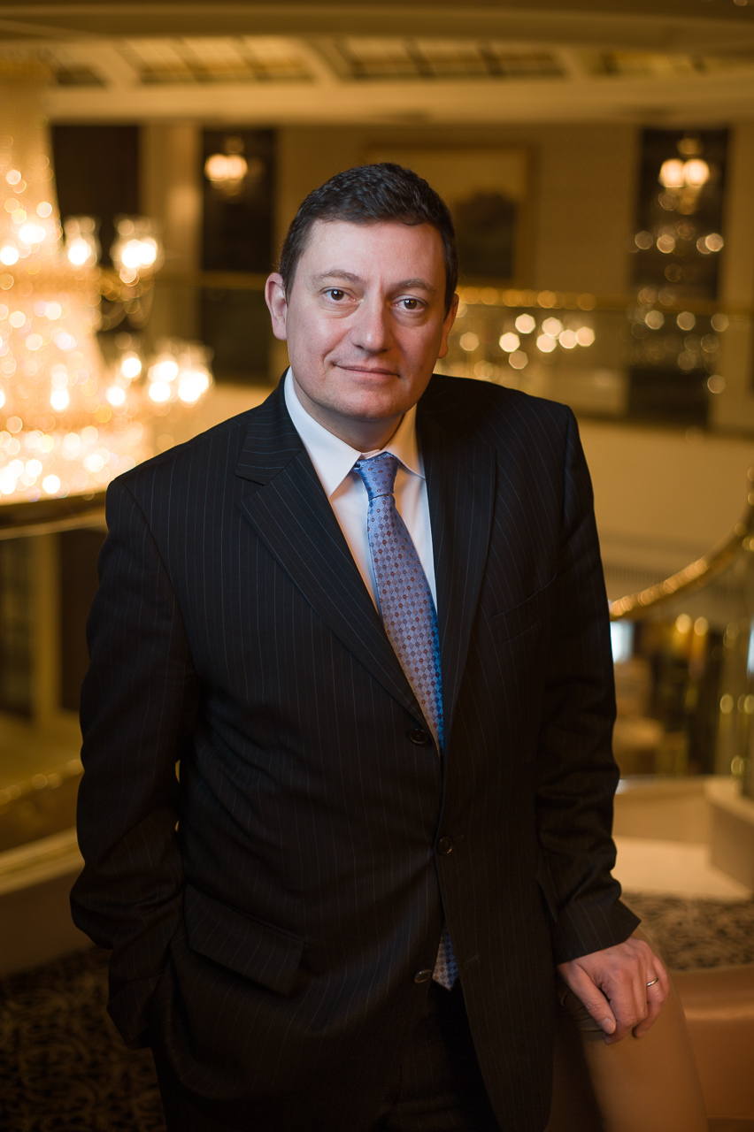 Guillaume Rose, Monaco's Director of Tourism