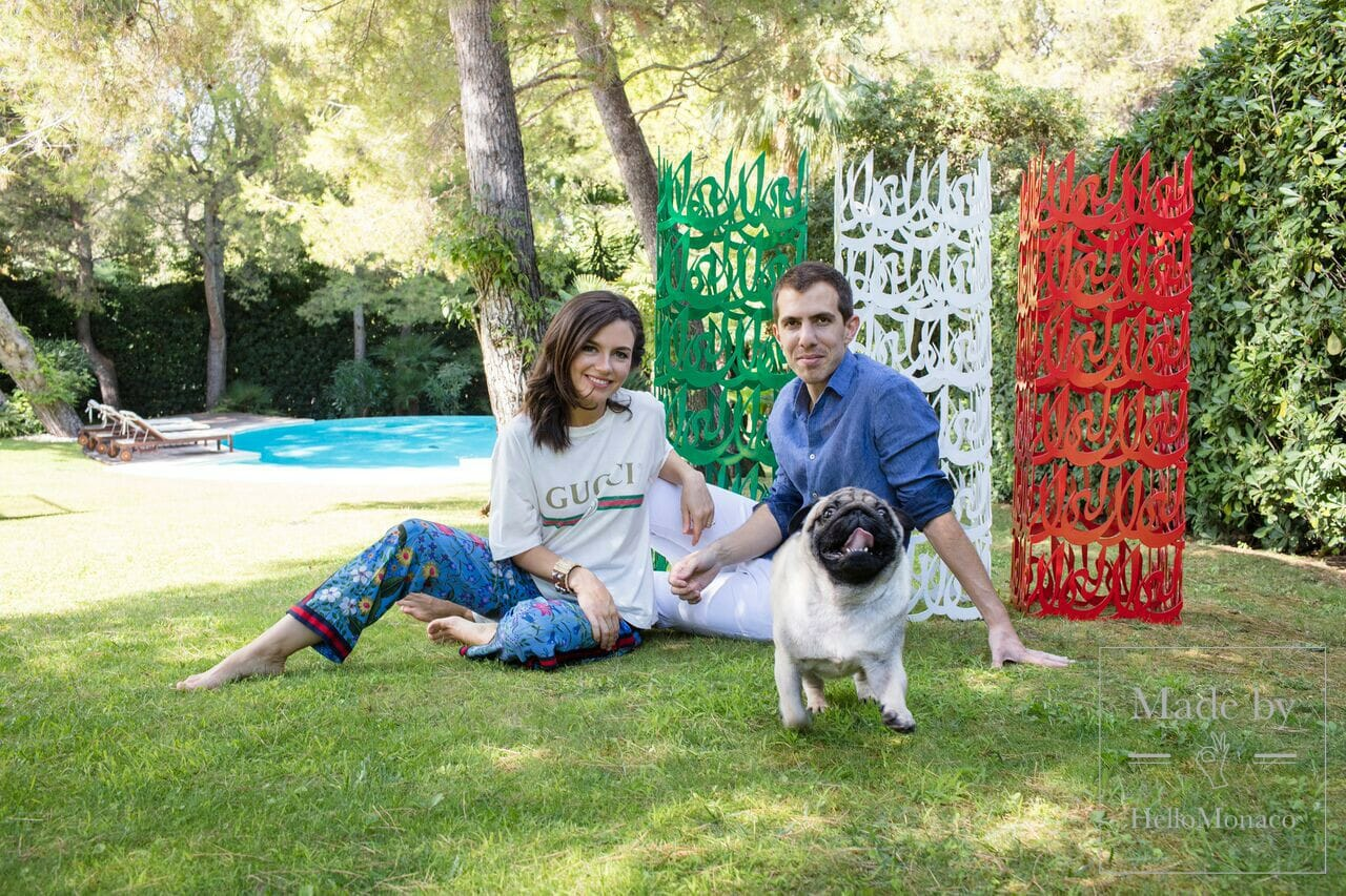 Photo of Art Patrons without borders: Maria and Sassan Behnam-Bakhtiar