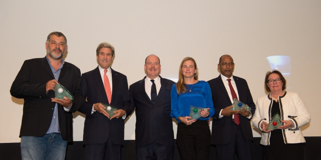 Prince Albert II Foundation Awards Ceremony