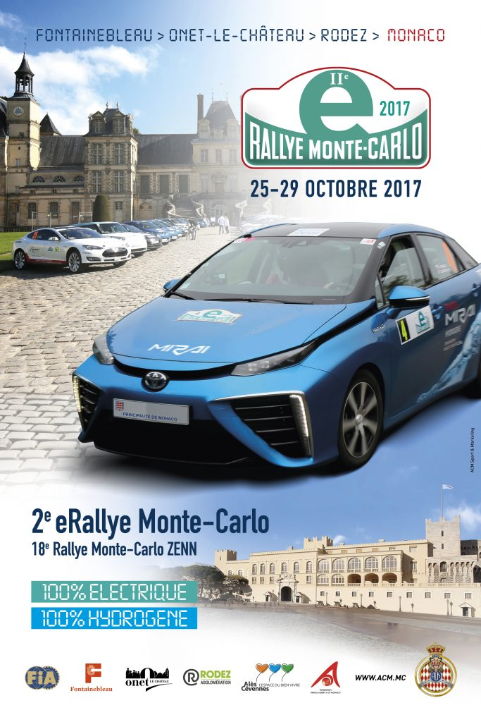 2nd Monte-Carlo e-Rally