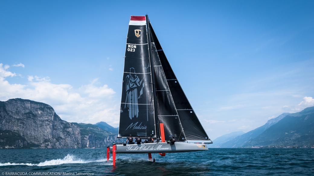 Photo of Update on the GC32 Malizia Racing Tour