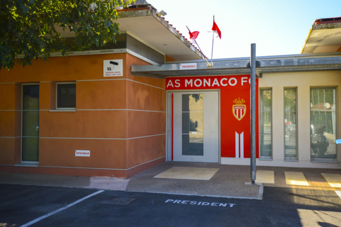 AS Monaco Training Centre