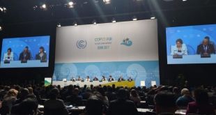 Delegation from the Principality attends COP 23 in Bonn