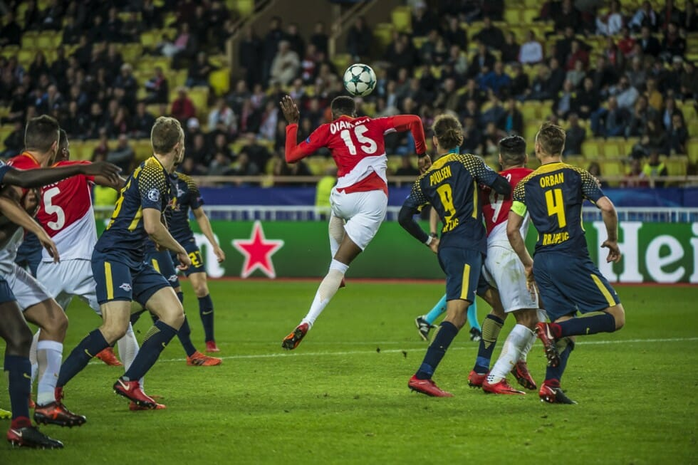 Photo of Champions League: AS Monaco were beaten at home 4-1 by RB Leipzig