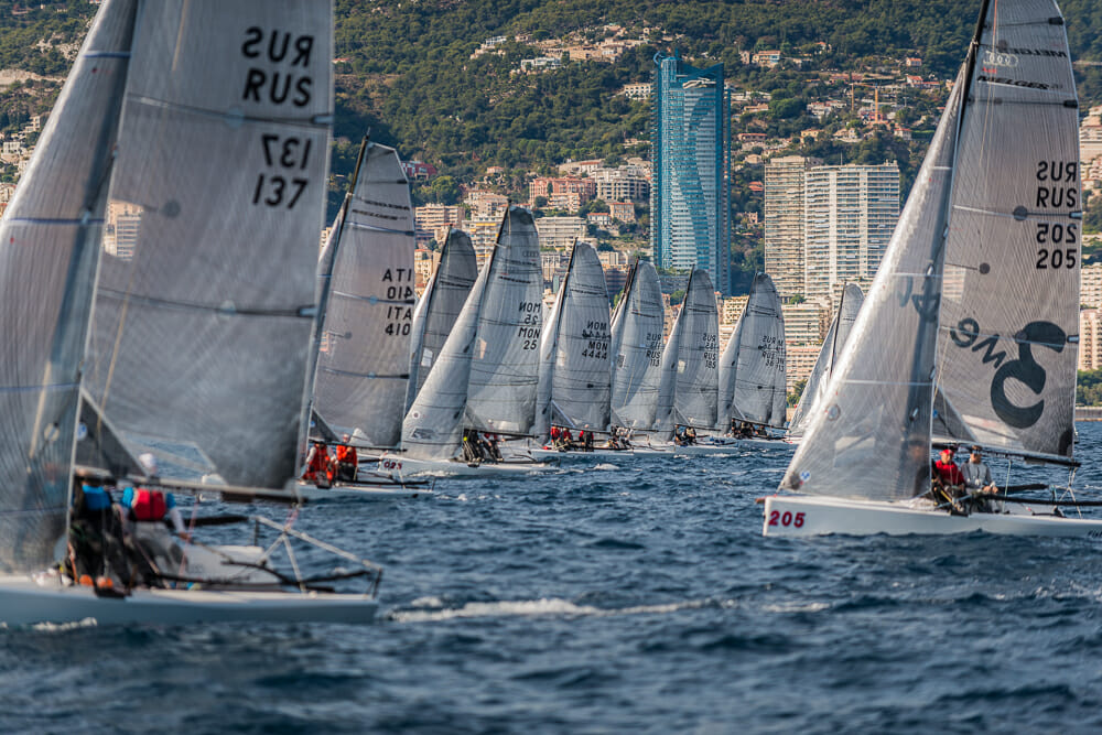 Monaco Sportsboat Winter Series