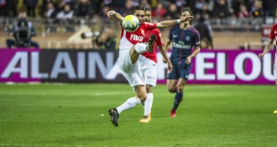 AS Monaco vs Paris Saint-Germain