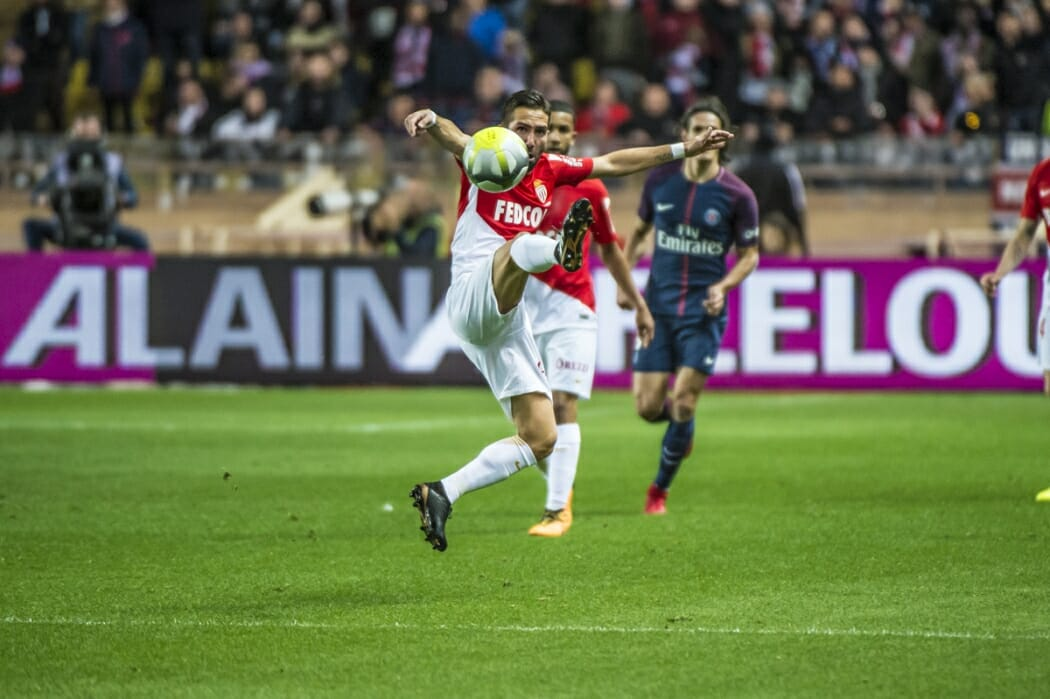 Photo of AS Monaco lost to Paris Saint-Germain 1-2