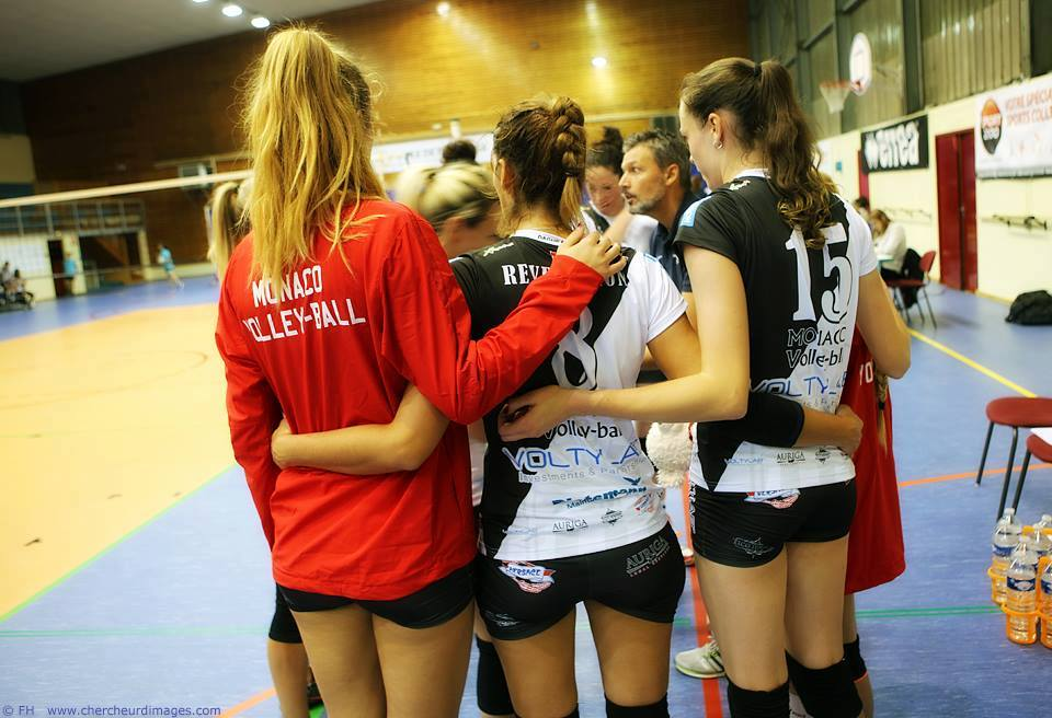 AS Monaco Volleyball