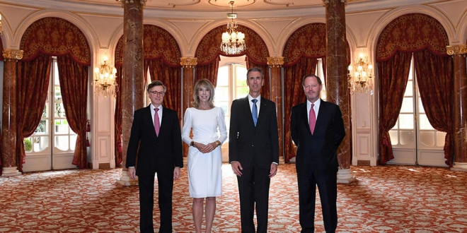 Diplomacy and Accreditations: The Netherlands - Ireland - Spain