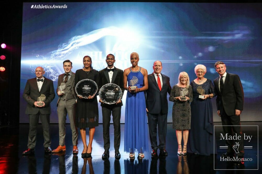 All the winners from the IAAF Athletics Awards 2017