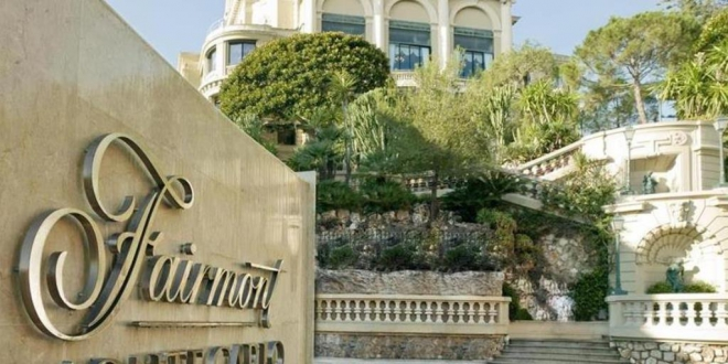 The Fairmont Monte Carlo Hotel