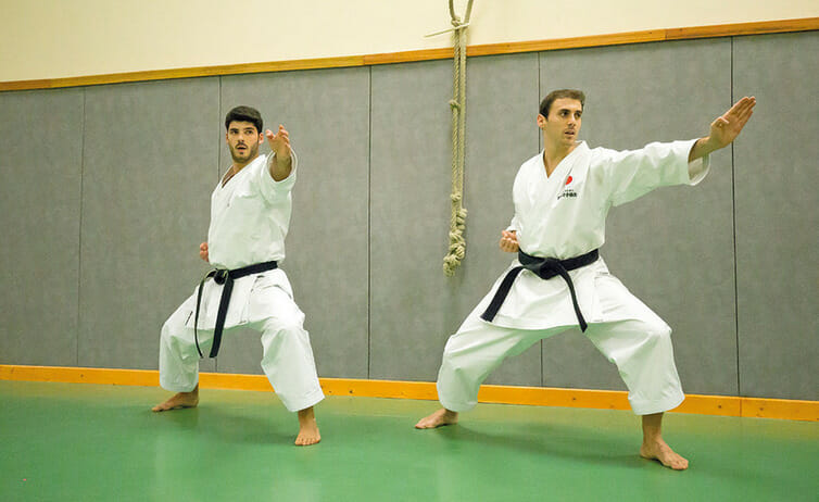 Monaco's Shotokan Karate Club