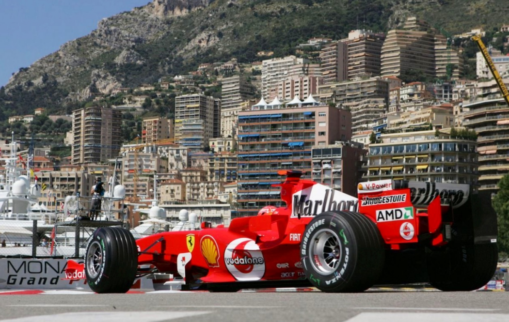 Grand Prix Winning Ferrari F2001