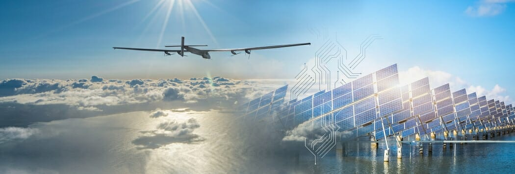 Solar Impulse clean energy