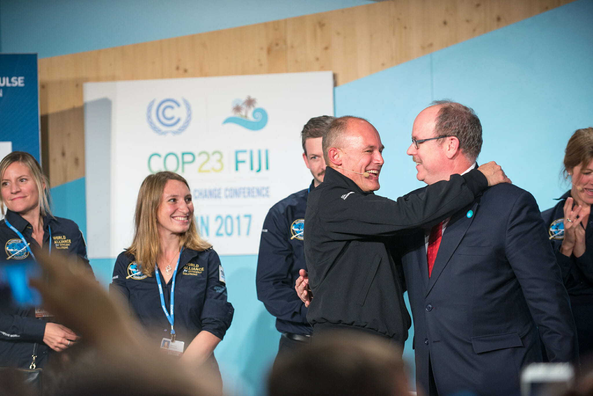 Solar Impulse launch new foundation in Bonn