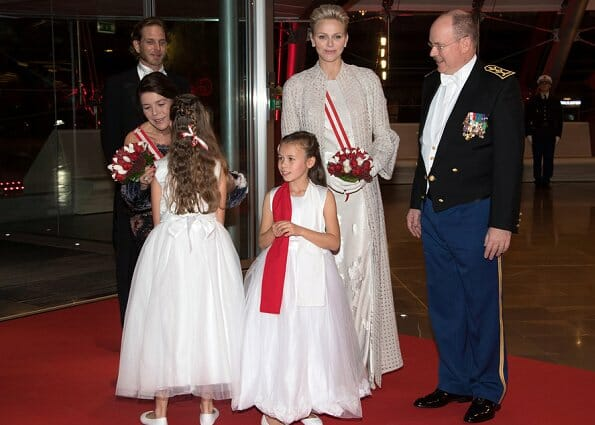 Monaco National Day 2017 Gala