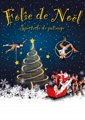 "Show on Ice - ""Christmas Follies on Ice"""