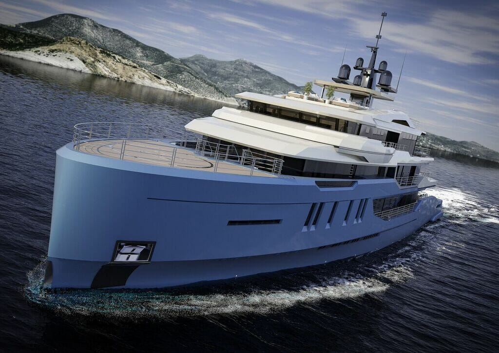 Photo of CRN launches 86-meter Explorer Yacht and other yacht news