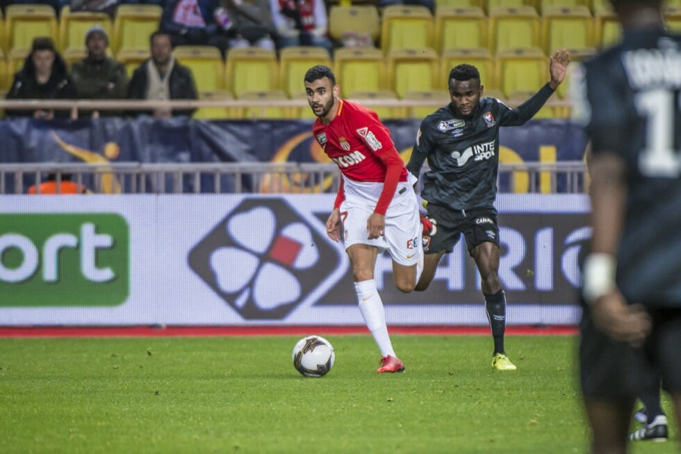 Photo of AS Monaco beat Caen 2-0 and qualified for the quarter-finals of the Coupe de la Ligue