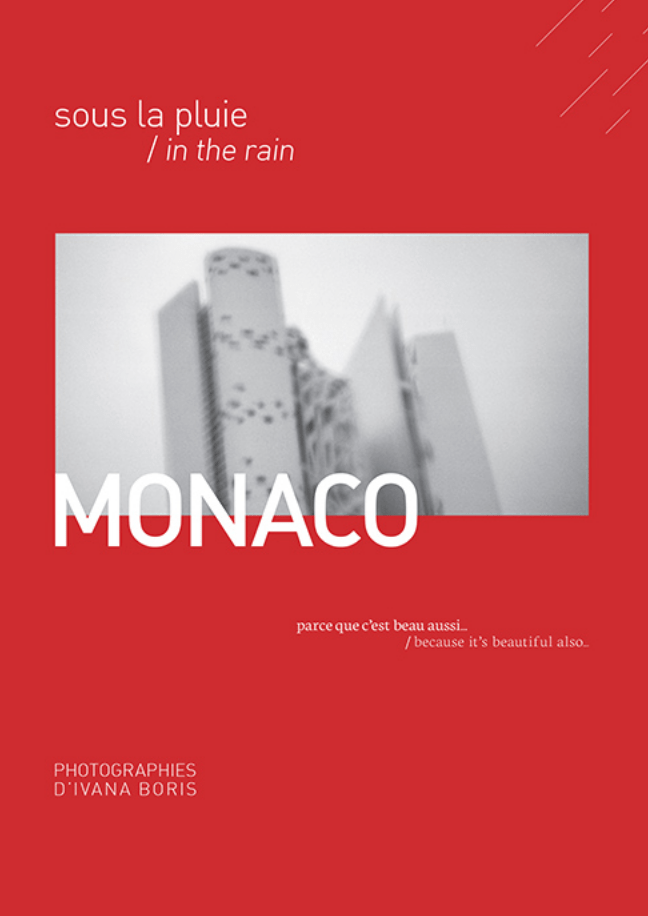 Monaco in the Rain cover